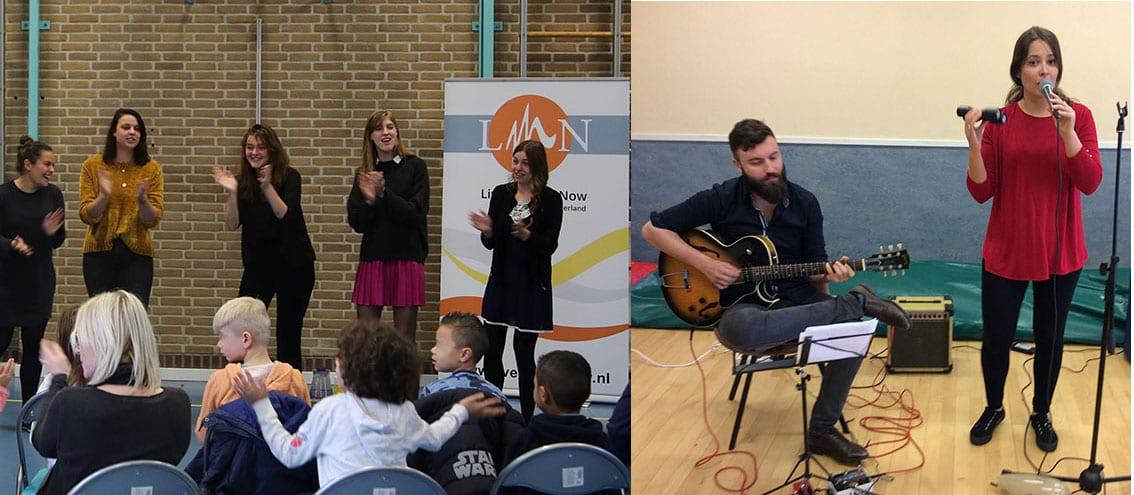 Vrijwilligersorganisaties - ook in zang en kunst - kunnen hun communicatie organiseren in de cloud